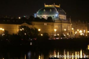 04 - Nationaltheater bei Nacht